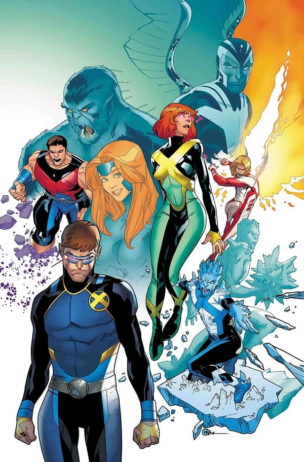 X-Men Gold and X-Men Blue Ending in September… Will Anyone Survive?!