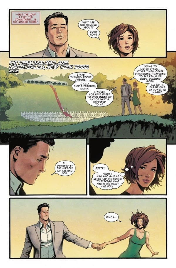 So… What If Kitty and Colossus Don't Get Married Either?