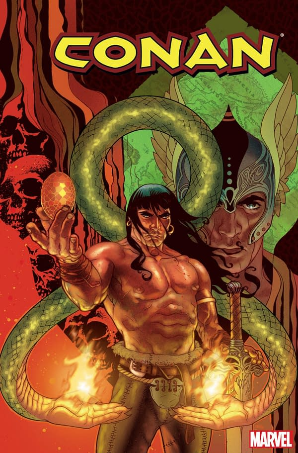 Now Marvel to Publish Dark Horse's Conan Comics in New Epic Collections