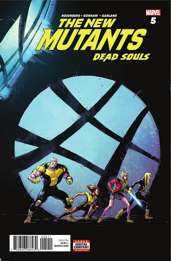 8 Previews for Marvel X-Books Shipping Next Week