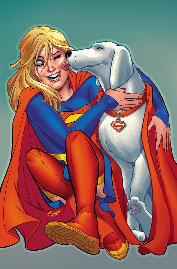 Who Will Be Journeying With Supergirl Into Space? (Spoilers)