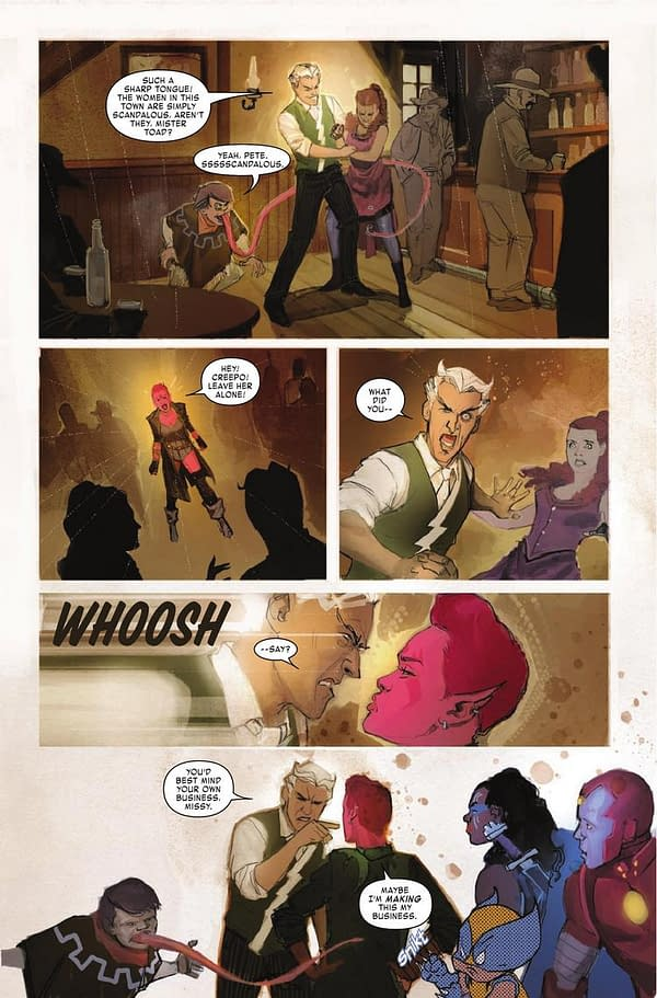 All of the Previews for Marvel's X-Men Comics Coming Out Next Week