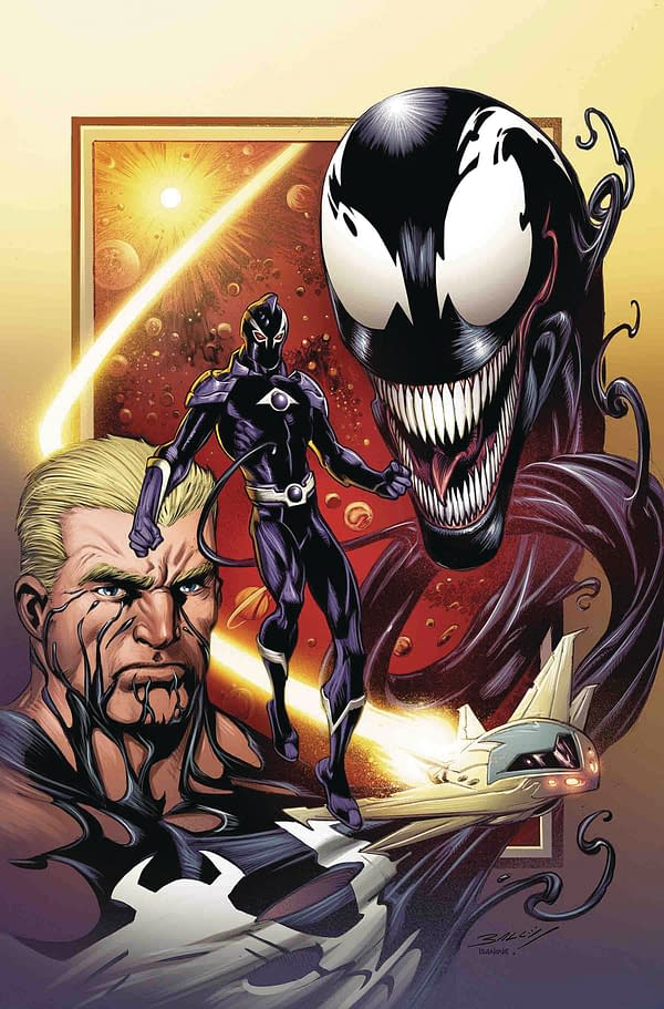 Ron Lim to Join Mark Bagley on Venom: First Host
