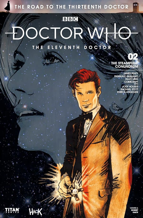 Assassins Creed, Doctor Who, and More in Titan Comics' Previews for August 8