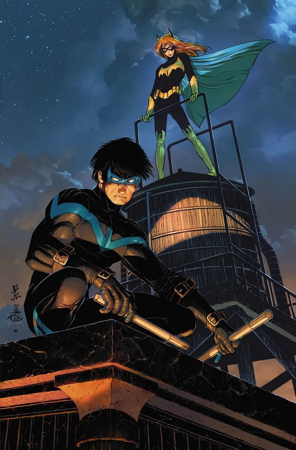 Nightwing to Get a Brand-New Direction in the DC Universe [Spoilers]