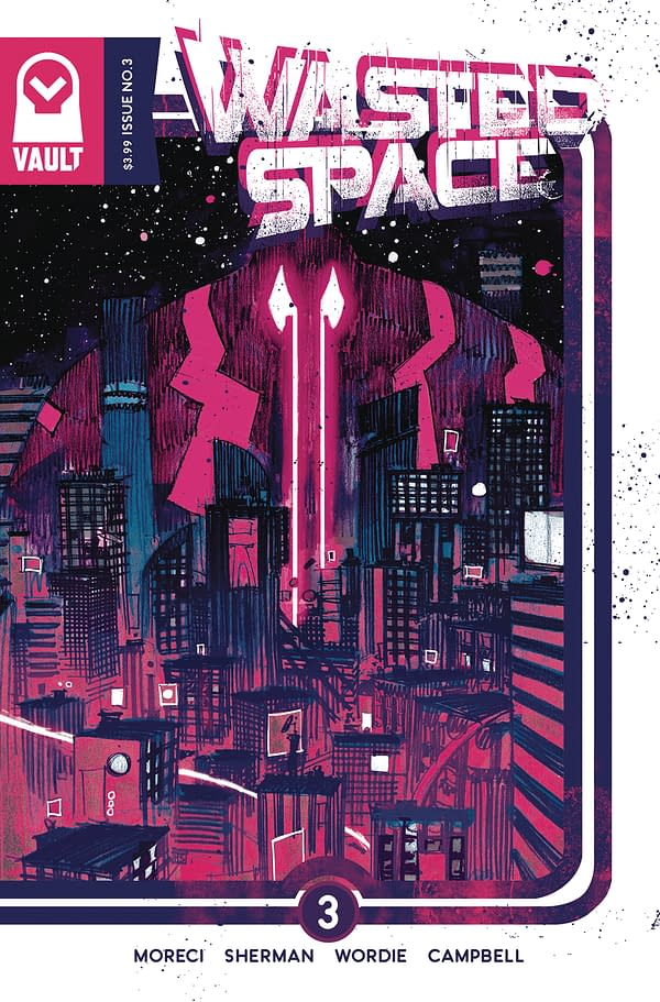 Wasted Space Creators Michael Moreci and Hayden Sherman Interviewed… By Each Other?!