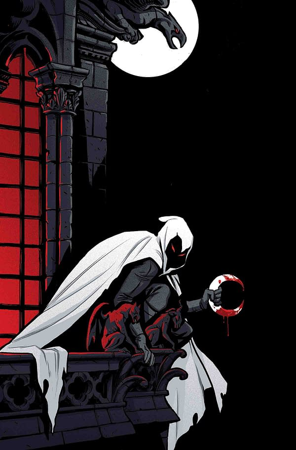 Ch-Ch-Changes: Jacen Burrows Replaces Paul Davidson on Moon Knight #200