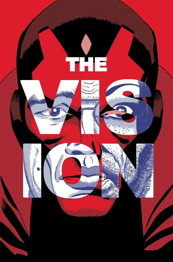 Marvel Comics Cancels Vision Sequel Series