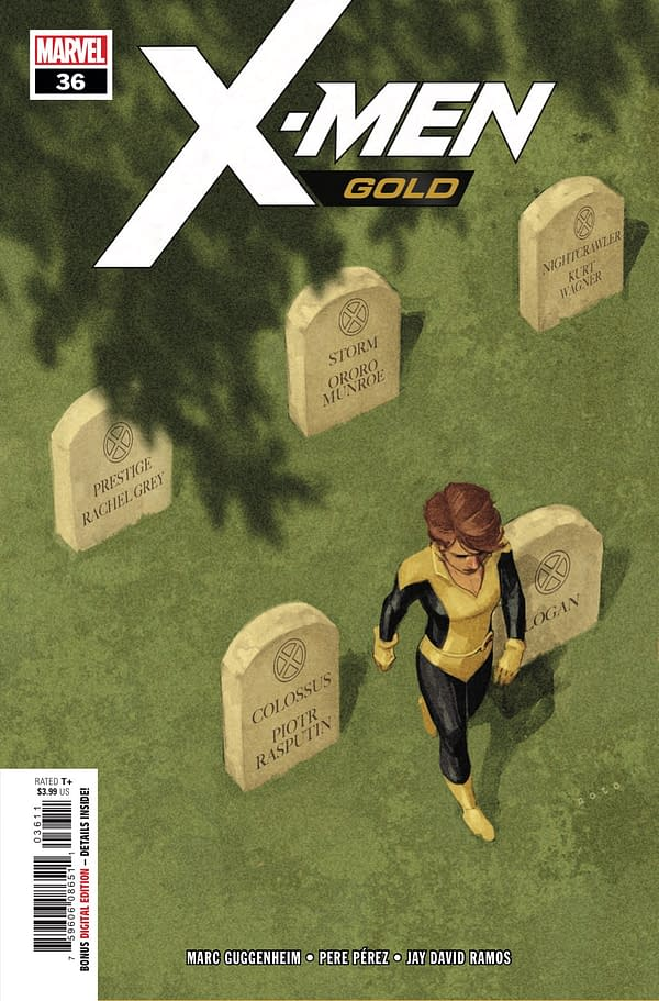 A Broken-Hearted Preview of the Final Issue of X-Men Gold