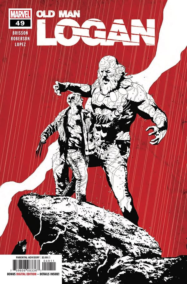 Wolverine Finally Takes Responsibility in Next Week's Old Man Logan #49