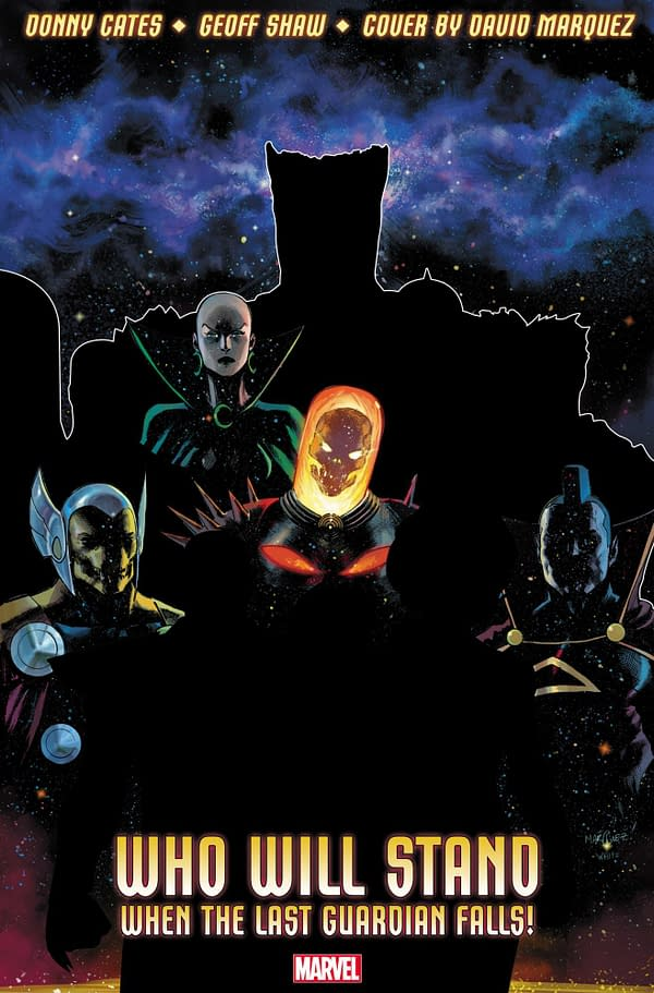 Beta Ray Bill Joins Guardians Of The Galaxy