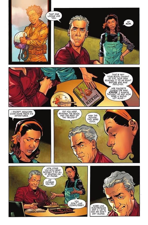 Chris Claremont Returns Again, and Creates a New Kitty Pryde? An X-Men Black: Magneto Preview