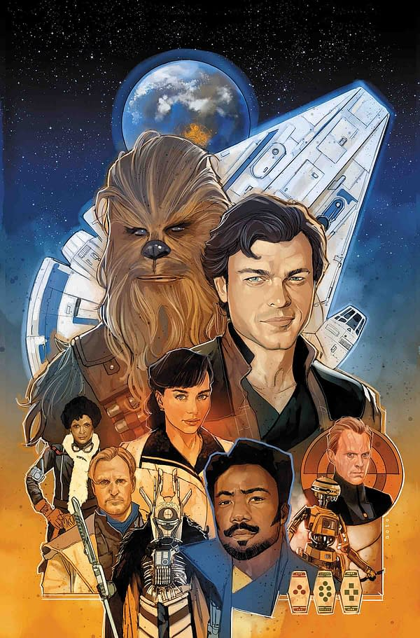 Marvel's Adaptation of Solo Needs Two More Issues To Deliver A Satisfying Ending