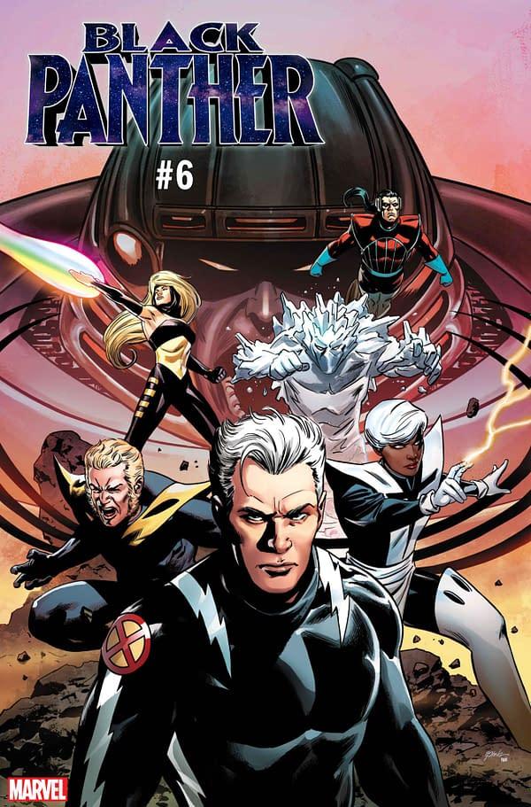 More Un-Uncanny X-Men Variants from Alex Ross, Art Adams, Steve Epting, Salvador Larroca, and Terry Dodson