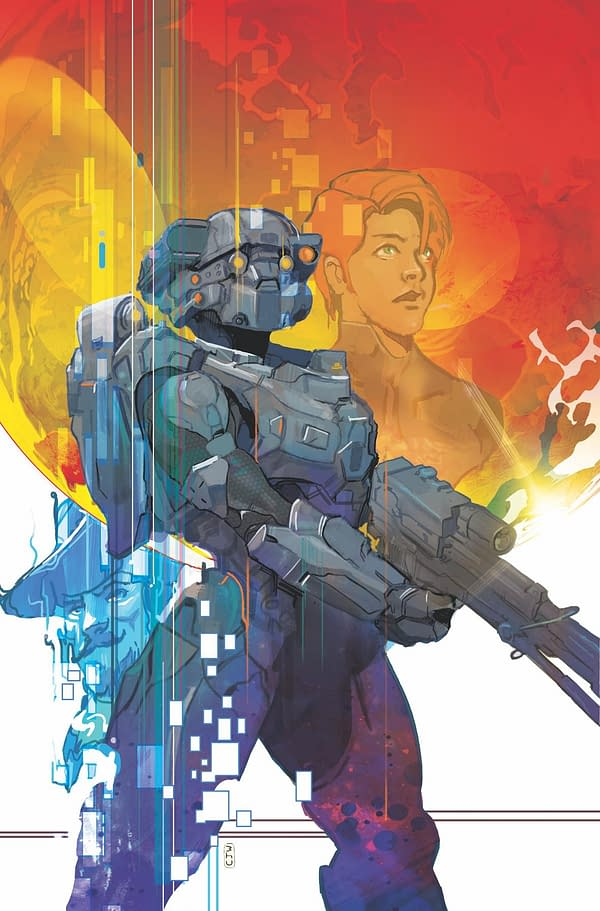 Halo's Linda-058 Gets a Solo Series at Dark Horse in January