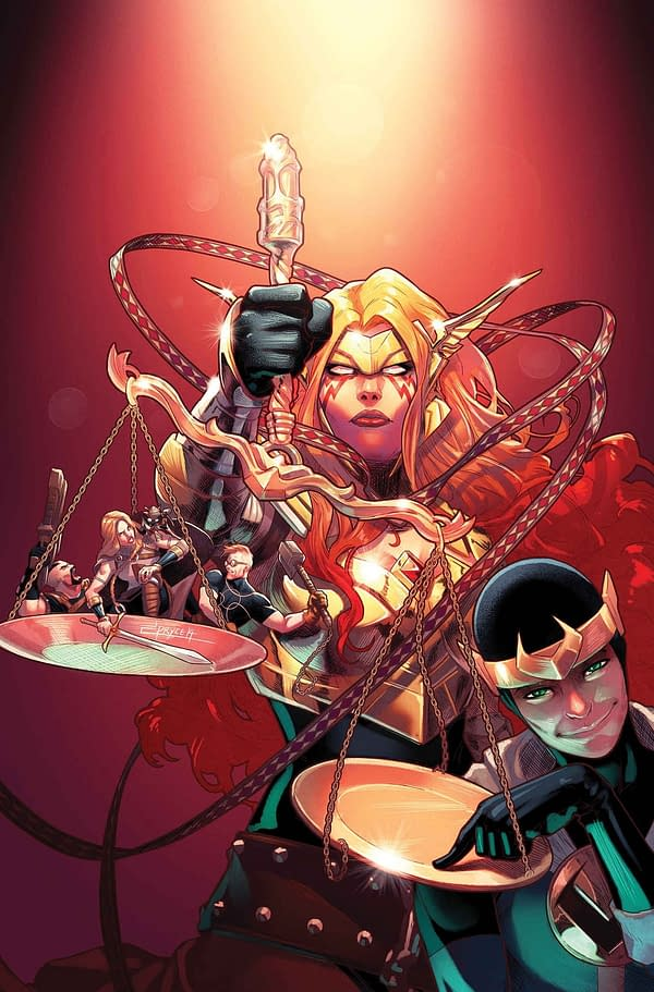 Yondu Returns with a New Ravagers in Asgardians of the Galaxy #6
