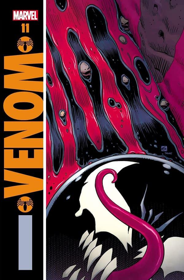 Is Dave Gibbons' Venom #11 Variant Better Than Watchmen? Joe Quesada Thinks So