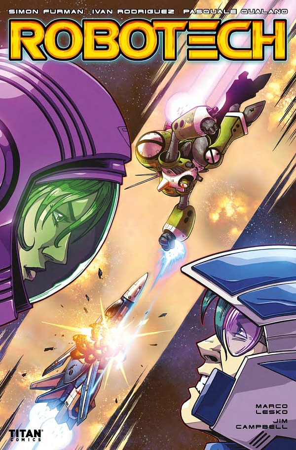 Robotech #15 Review: Acceptance in the New Age of Protoculture