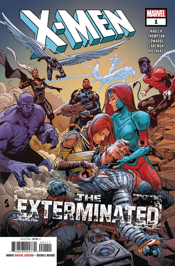 X-Men, or X-Millennials? Plus: The Triumphant Return of Chris Claremont [X-ual Healing 12-5-18]