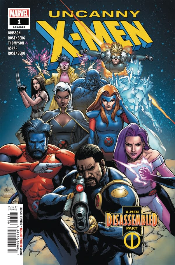 """Marvel's Kelly Thompson Says Recent $8 X-Men Comics Are a """"Good Value Per Page"""" — But Are They?"""