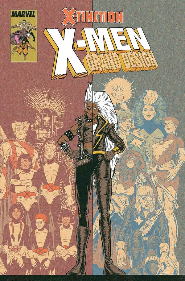 Ed Piskor's X-Men: Grand Design Returns for X-Tinction in May