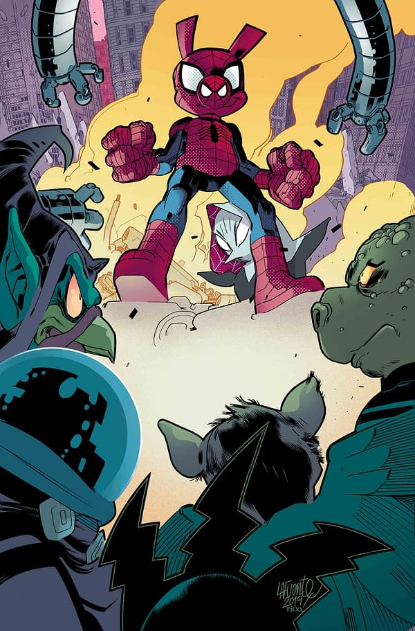 Marvel Comics Full Solicits for June 2019 – Thor's Sacrifice Will End the War Of The Realms