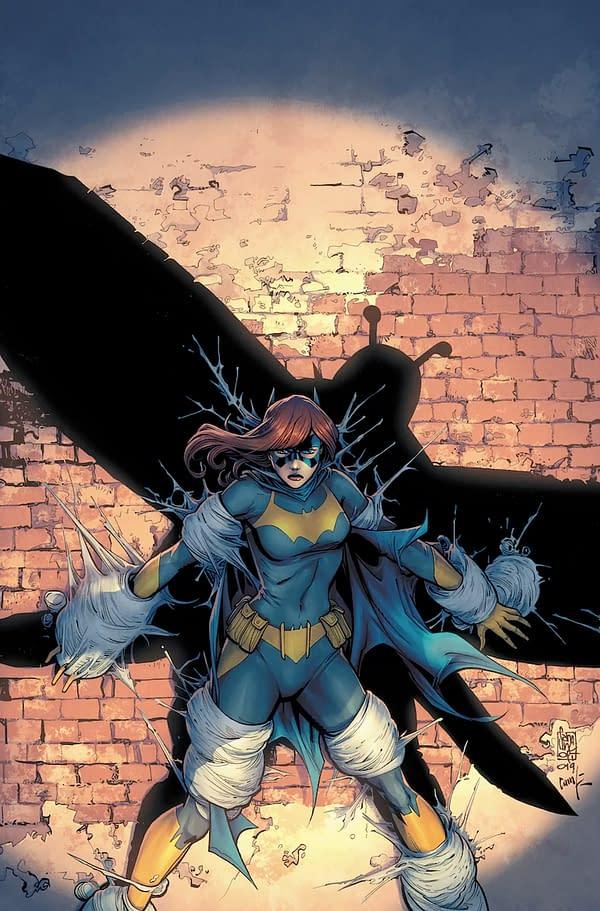 Oracle Returns in July's Batgirl #37