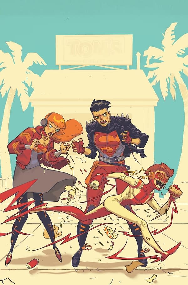 Tim Drake Will Get a New Identity Again in Young Justice #7