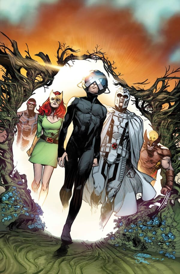 """Joe Quesada Says House of X #1 Will """"Change Everything"""" in the Marvel Universe"""