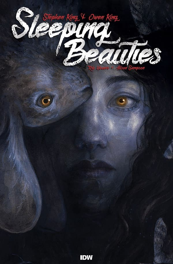 Sleeping Beauties: IDW Will Publish Comic Adaptation of Stephen King and Owen King Novel