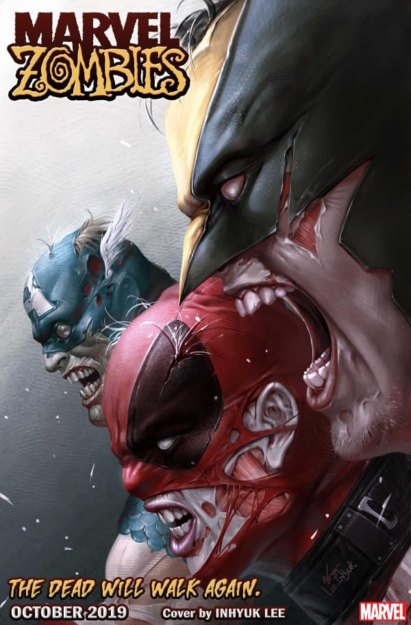 Marvel Zombies Returns in October