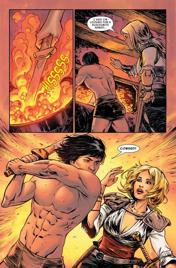 Age of Conan: Valeria #1