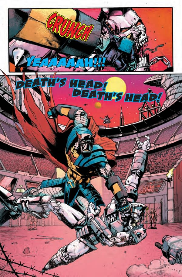 Death's Head #2 [Preview]
