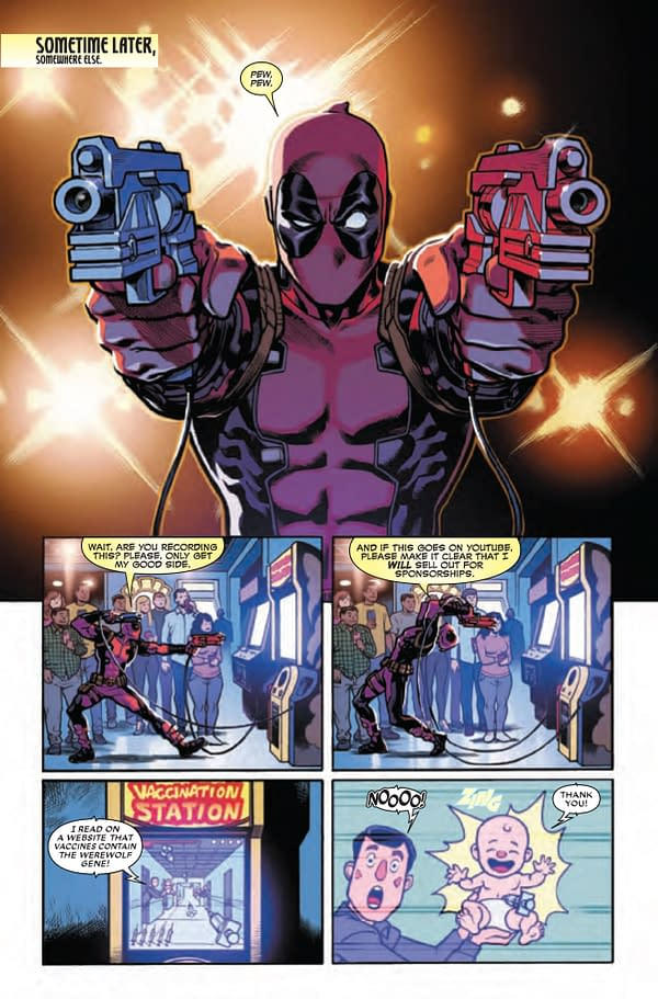 Deadpool Annual #1 [Preview]