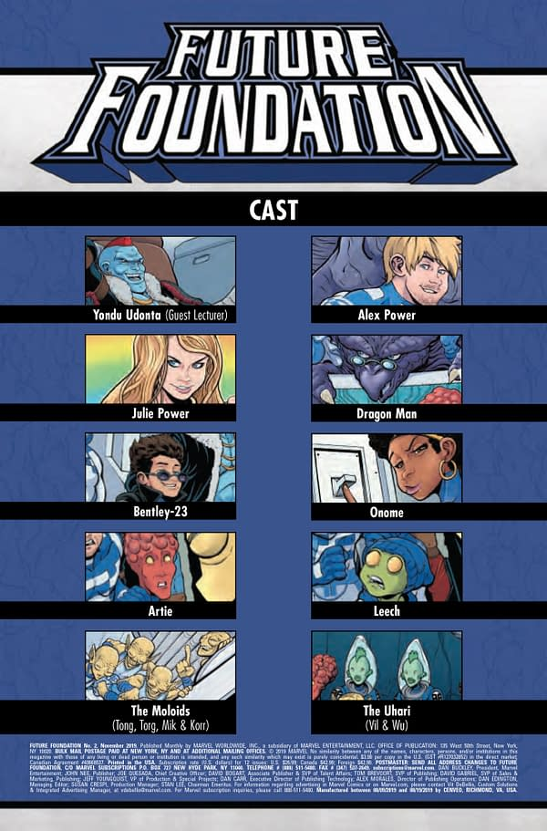 Future Foundation #1 [Preview]