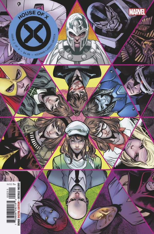 Marvel Has Produced a TV Commercial for House of X and Powers of X