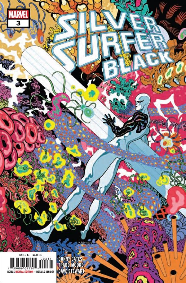 Silver Surfer: Black #3