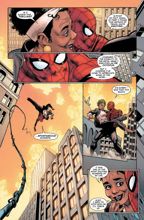 Superior Spider-Man #10 [Preview]