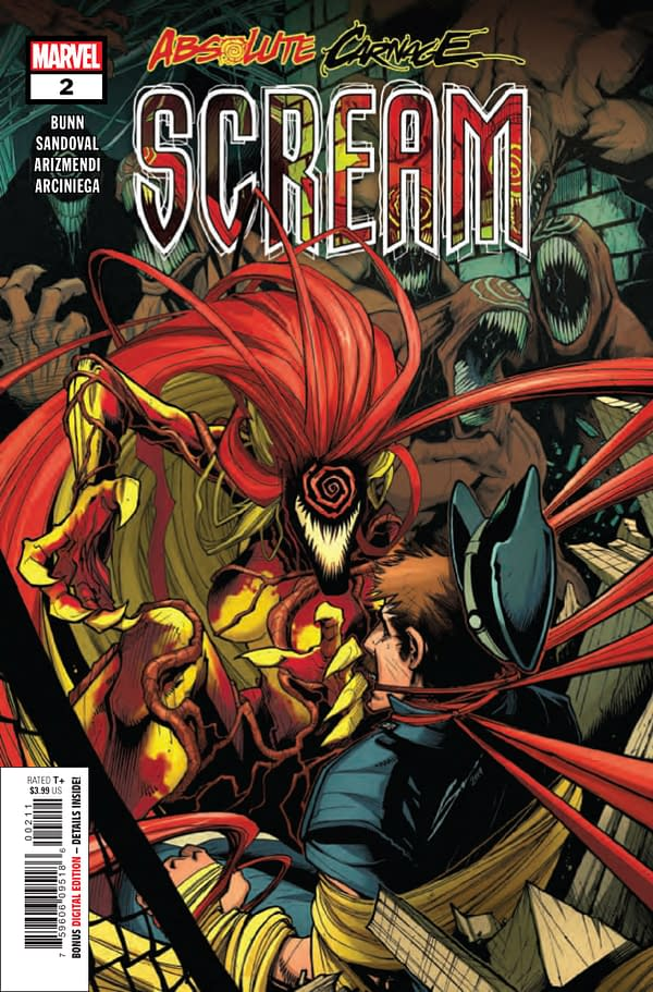 Absolute Carnage: Scream #2 [Preview]