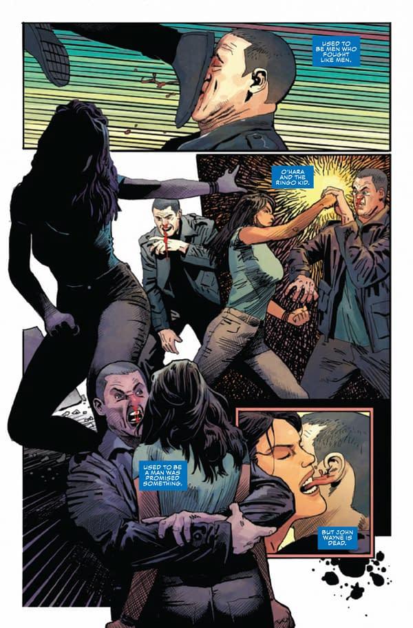 Captain America #14 [Preview]