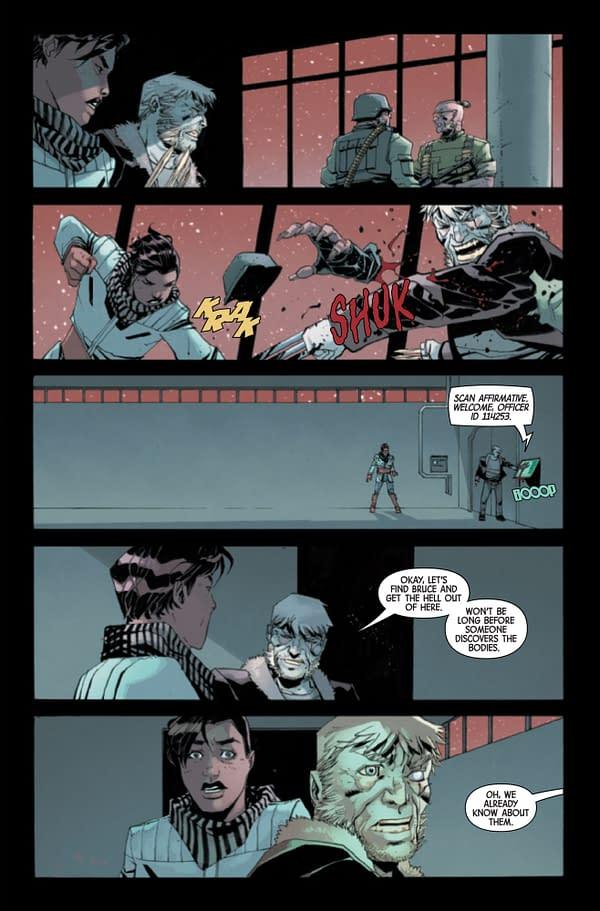 Dead Man Logan #11 [Preview]