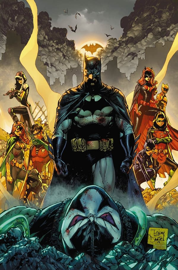 OFFICIAL: Tony S Daniel and Danny Miki as New Batman Ongoing Artists in 2020