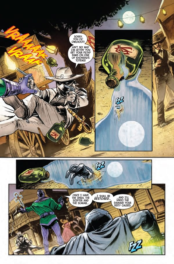 Moon Knight Annual #1 [Preview]