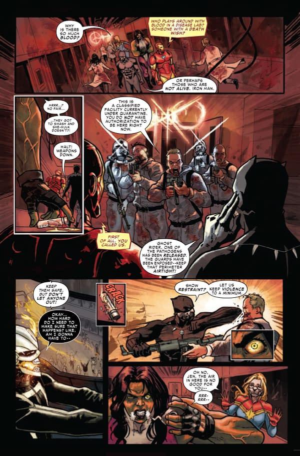 Strikeforce #1 [Preview]