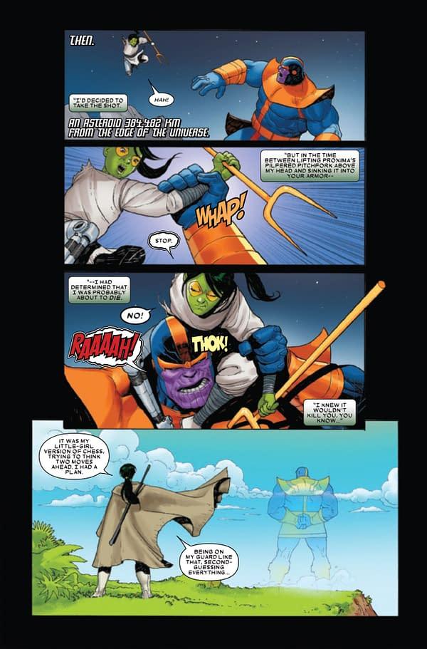 Thanos #6 [Preview]