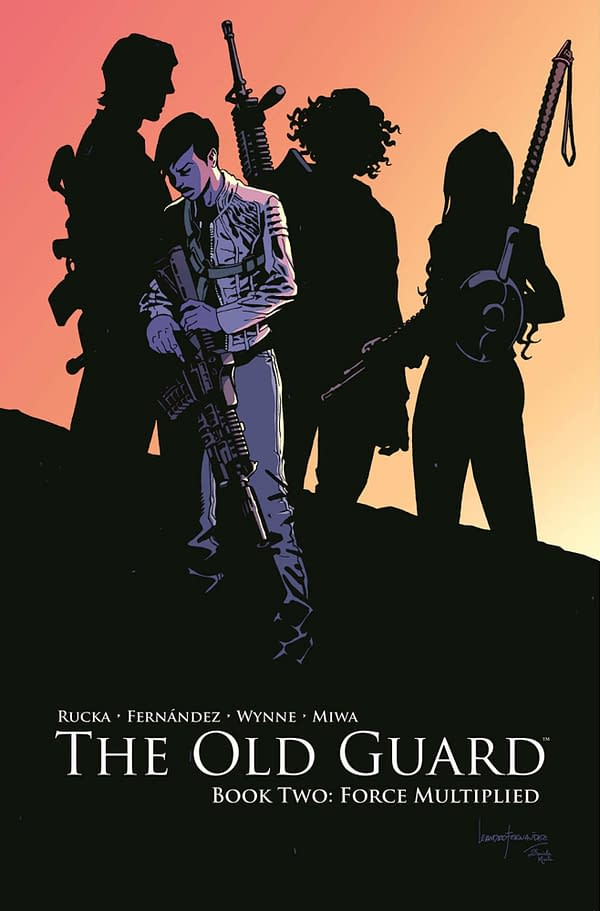 More Details for the Return of Old Guard by Greg Rucka and Leandro Fernandez