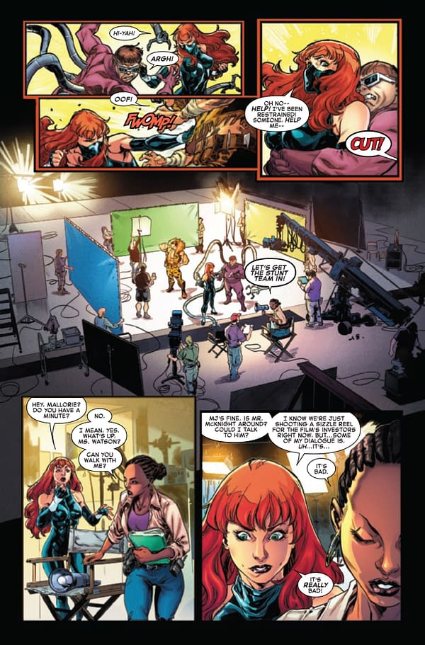 Amazing Mary Jane #1 [Preview]