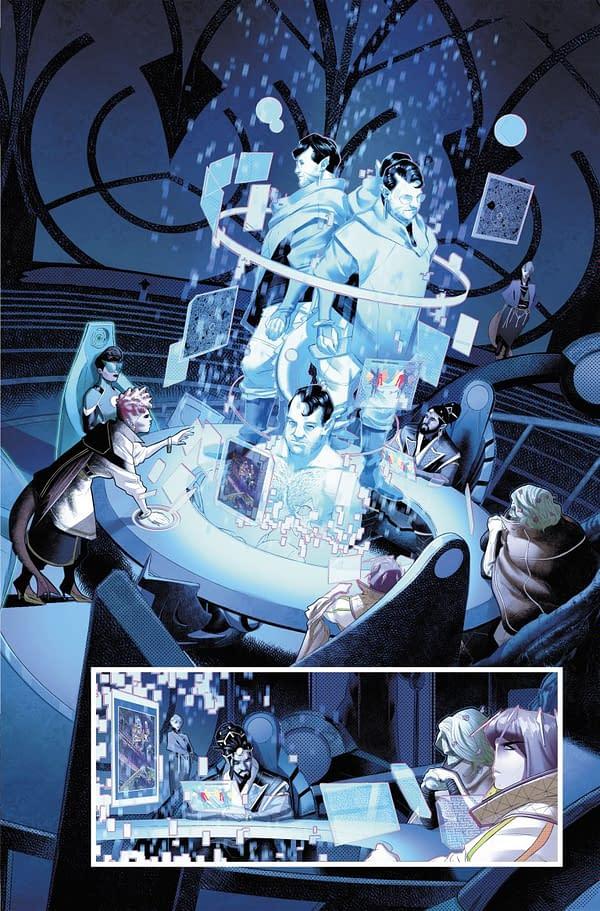 Will Jo Mullein Replace Hal Jordan as the Green Lantern For DC Comics' 5G?