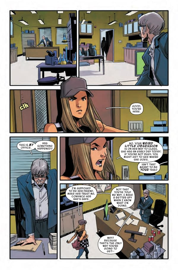 Ghost-Spider #3 [Preview]