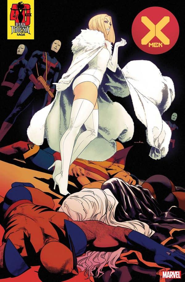 Marvel to Celebrate 40 Years of Rehashing Dark Phoenix Saga by Rehashing It with Variants
